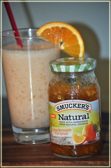 Smucker's Natural Orange Marmalade