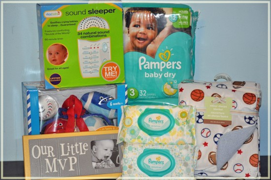 pampers game face sweepstakes