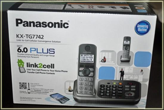 Panasonic Link2Cell KX-TG7742S