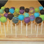 how to make octopus cake pops