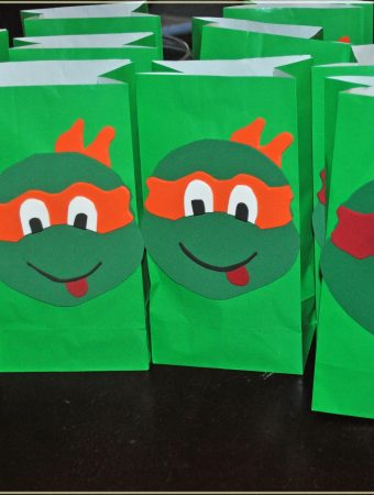 ninja turtle goodie bags