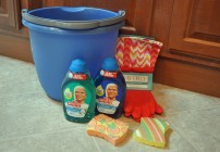Clean Free Weekends With Mr. Clean's Liquid Muscle + Giveaway