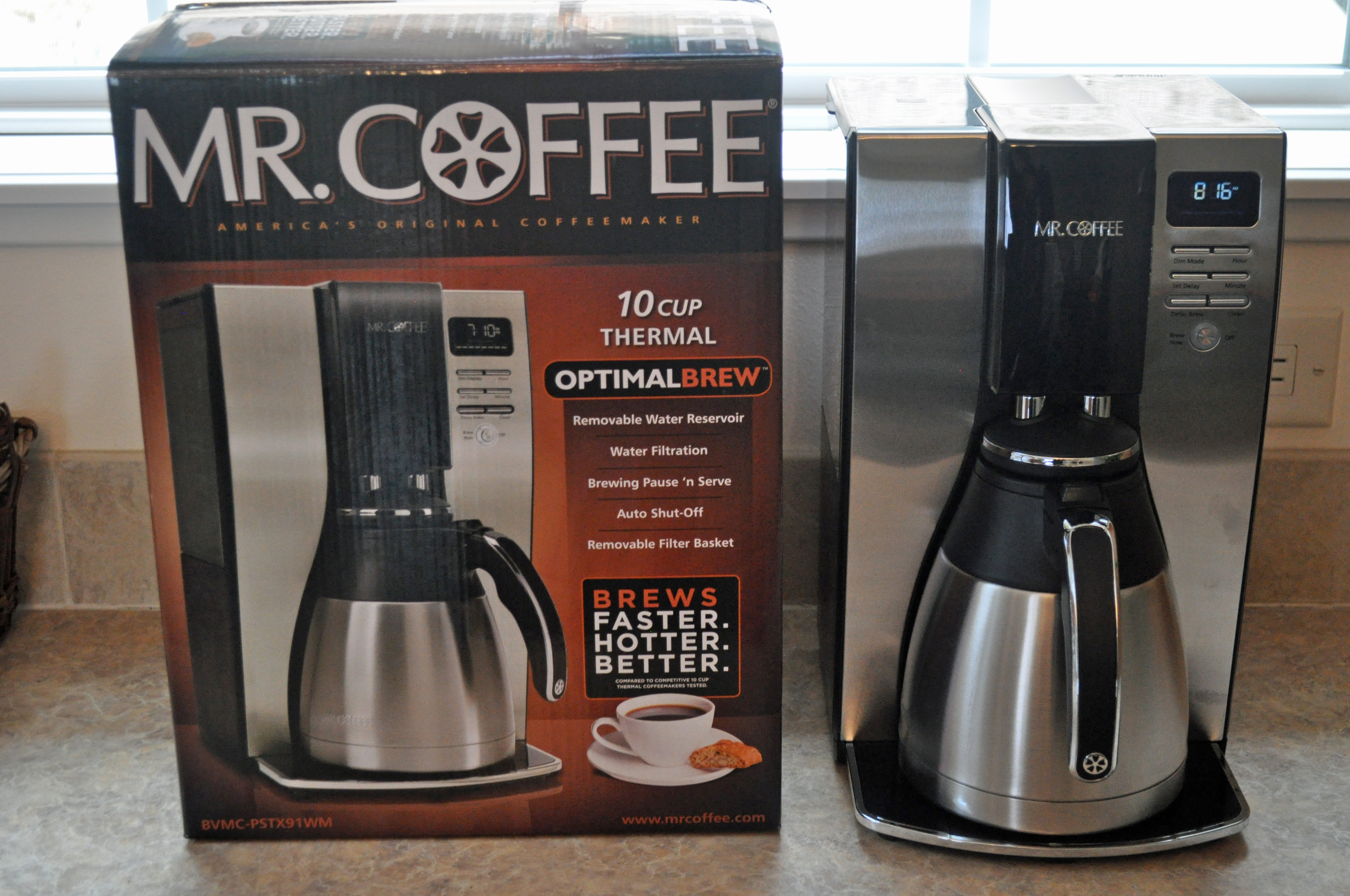Coffee Maker Just Stopped Working : Morning Time Is