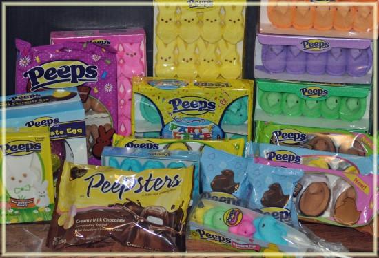 Easter PEPPS Variety