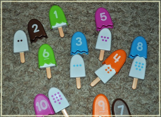 learning resources Smart Snacks® Number Pops