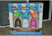 Preschool Smart Snacks Number Pops #Giveaway
