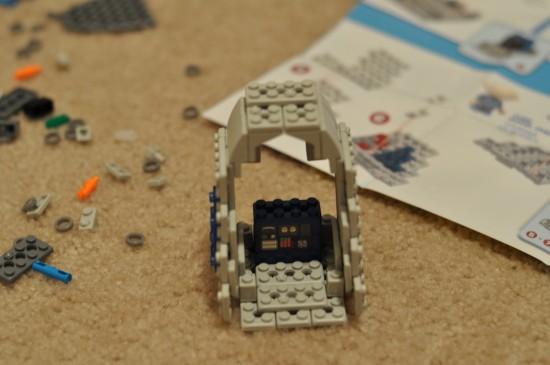 Stewie & Time Machine Building Set