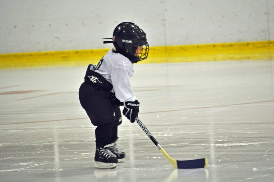 3 year old hockey