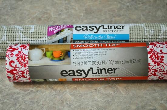 Duck Brand's Shelf Liner