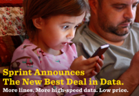 Spend Less. Double the Data. Sprint's New Family Share Pack  #ItsANewDayForData