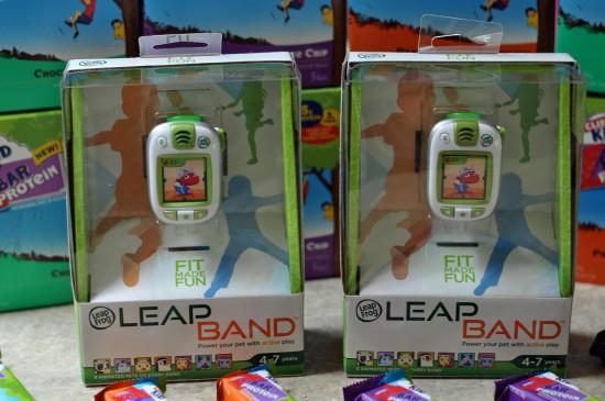 #FitMadeFun LeapFrog LeapBand