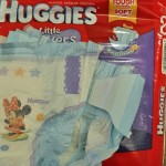 Huggies® Little Movers diapers with Double Grip Strips