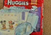 New Huggies Little Movers with Double Grip Strips  + Coupon