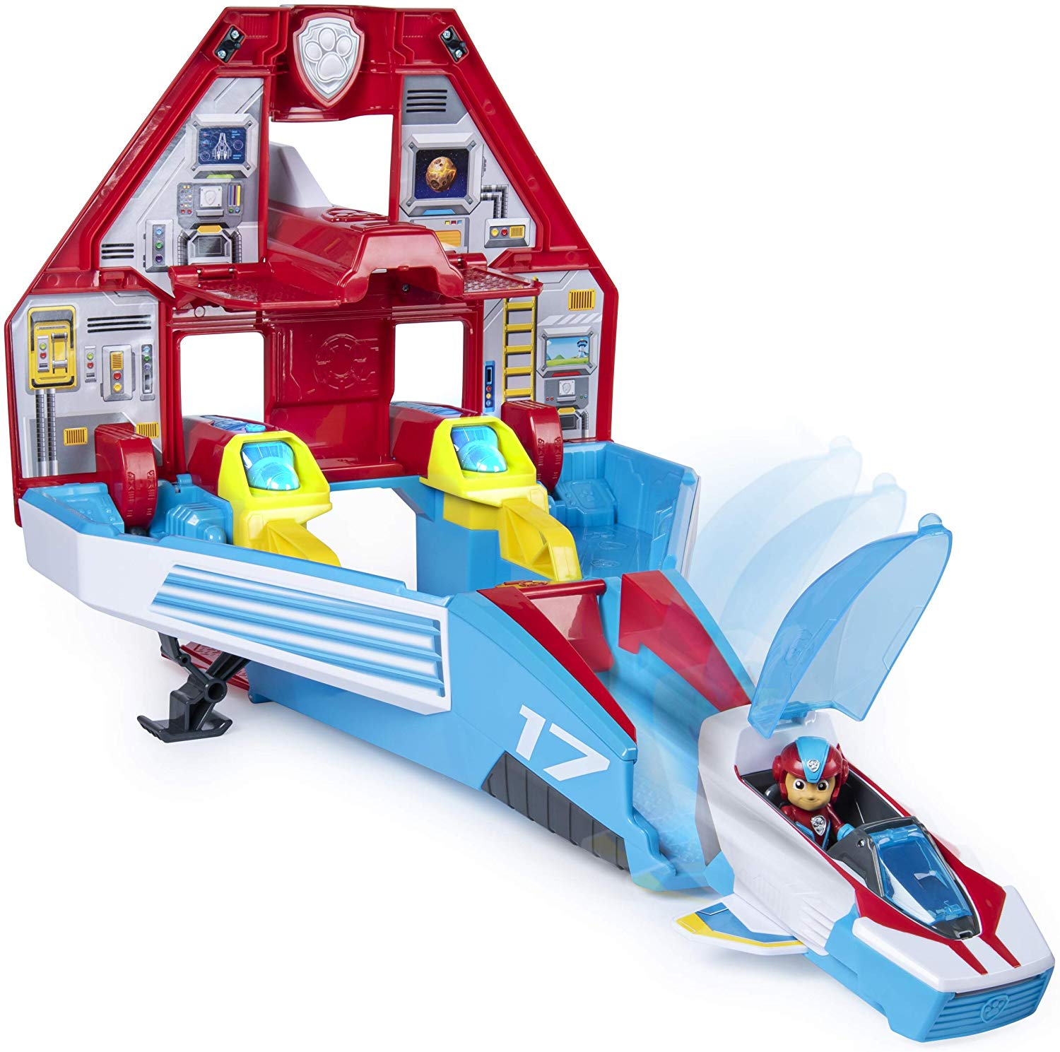 Paw Patrol Jet Command Center