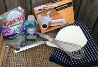 Leave Your Dishes Sparkling With Cascade Platinum + #Giveaway