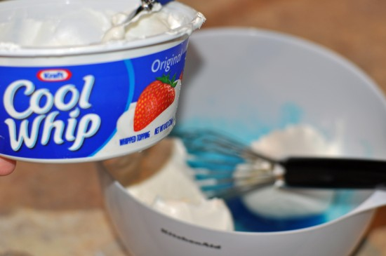 cool whip snacks