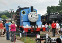 Day Out With Thomas at Conway Scenic Railroad