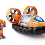 paw patrol rocky's hovercraft