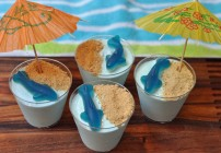 Fun Shark Inspired Kids Desserts