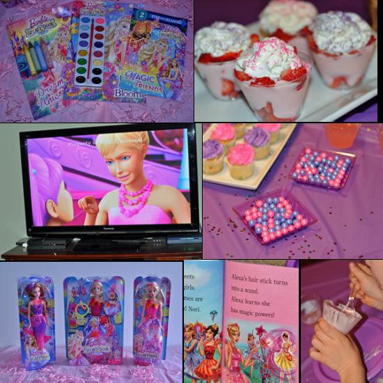 Barbie & The Secret Door