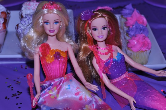 Barbie and the secret door dvd