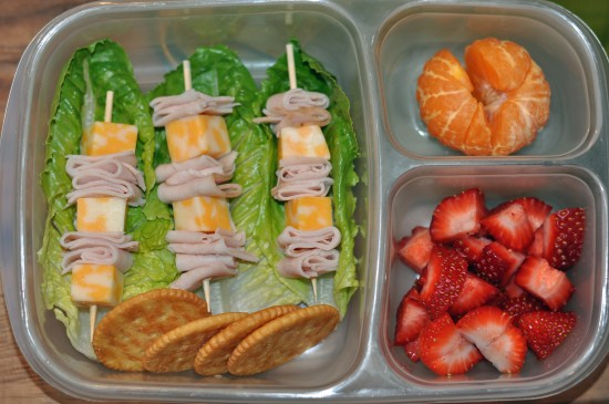 Easy School Lunches #HillshireNaturals