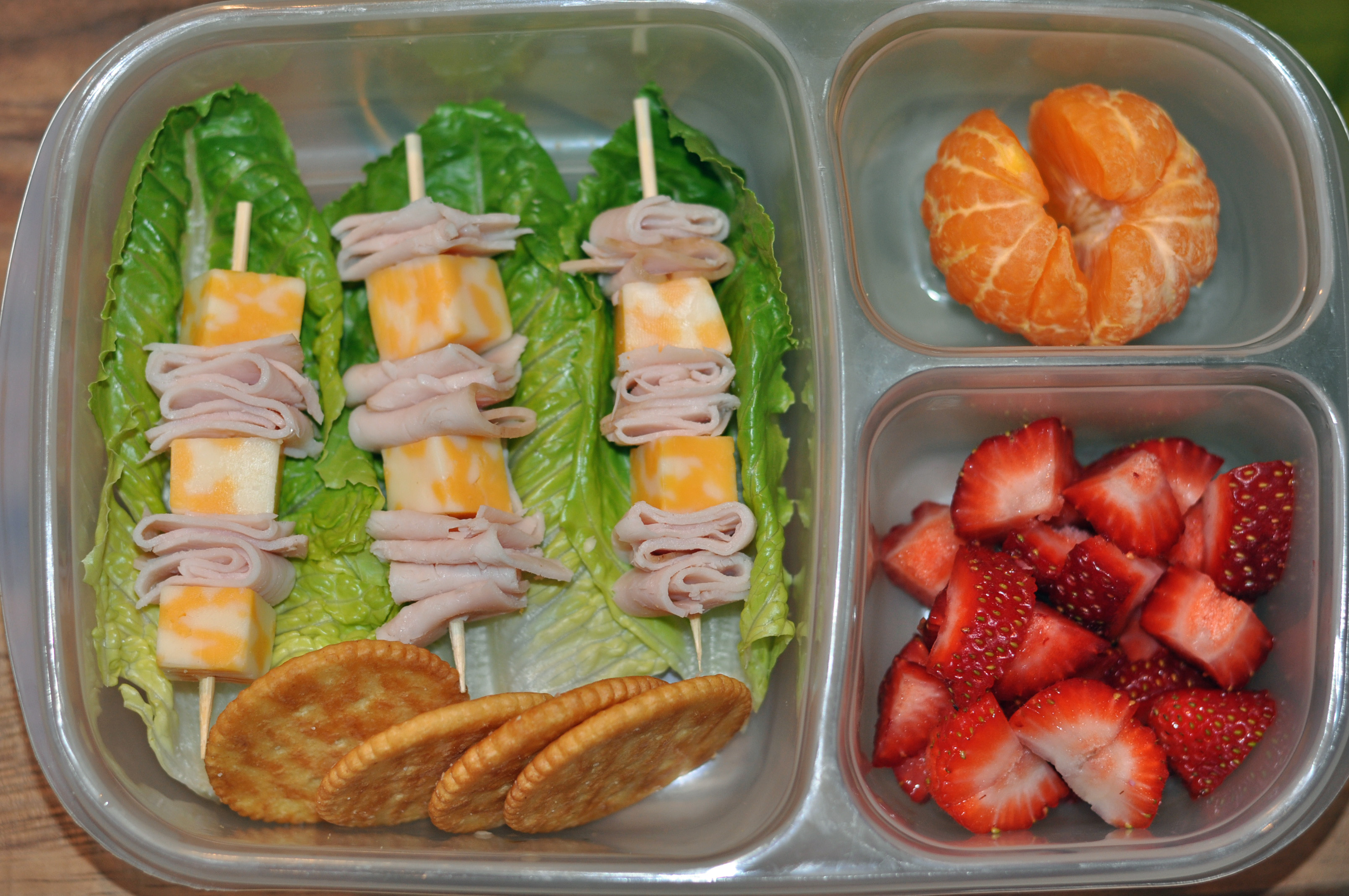 Easy School Lunches With Hillshire Farm