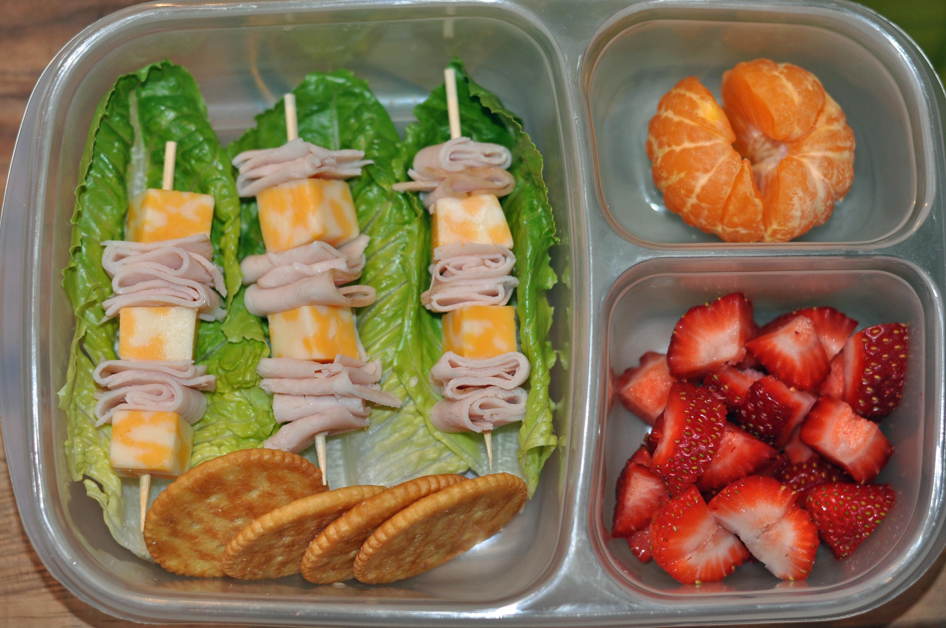 Hillshire Farm Lunch Ideas Easy School Lunches #HillshireNaturals