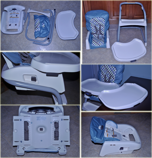 Graco Ready2Dine Highchair