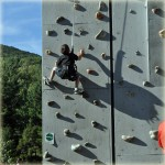 Loon Mountain Rock Climbing