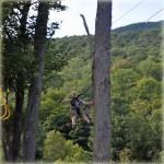 Loon Mountain Zip Lining