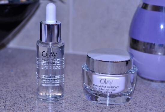 Olay Tone Perfecting Cream
