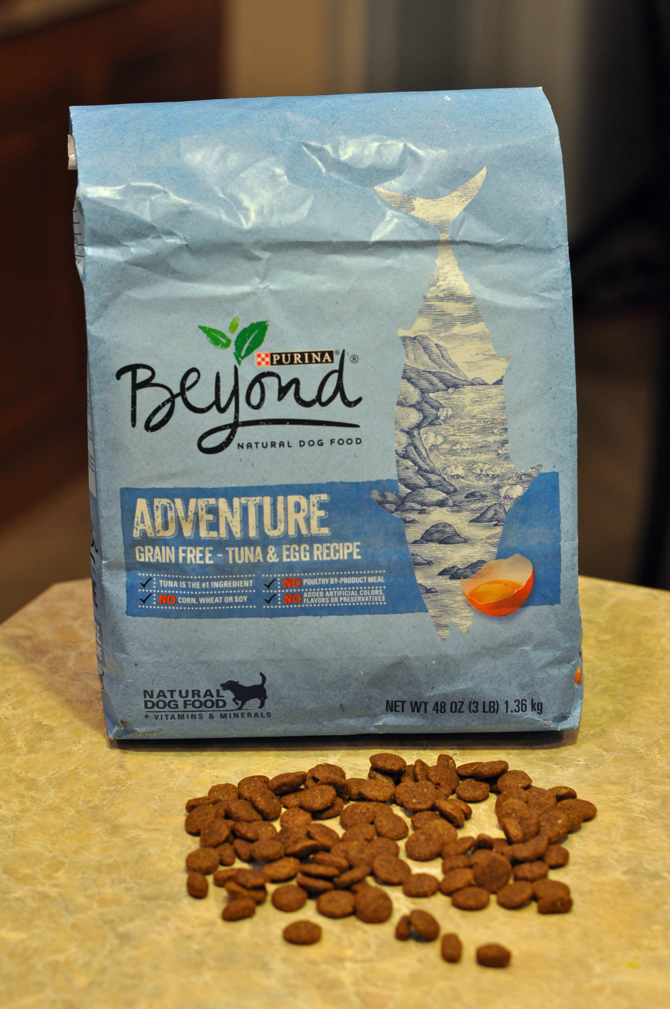 Purina Beyond Natural Dog Food Simply