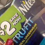 goodnites trufit coupon