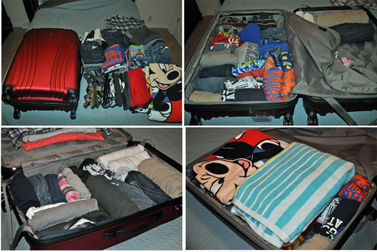 packing challange