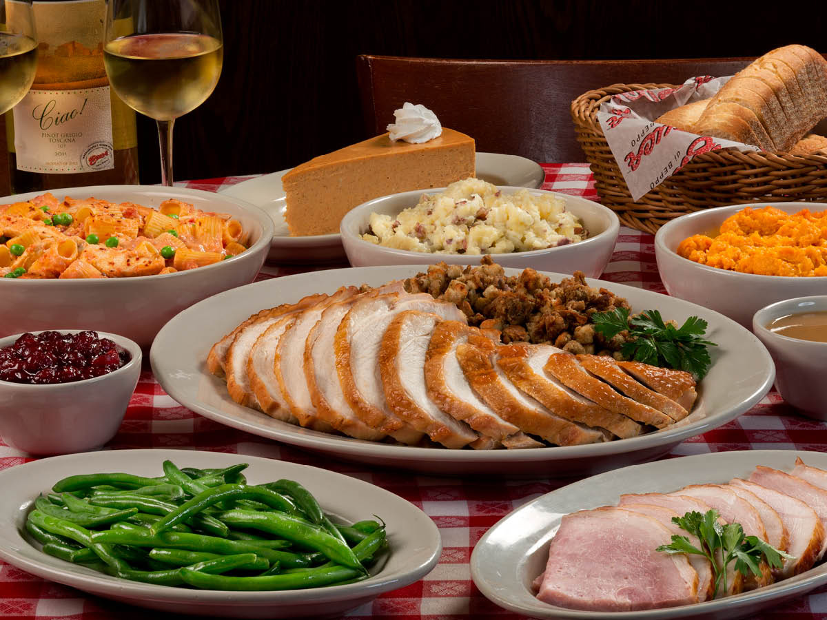 Crock Hassle Free Thanksgiving Dinner With Buca Di Beppo