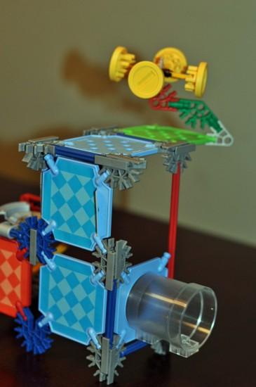 Cat Mario Building Set