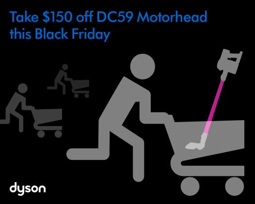 Dyson Black Friday DC59