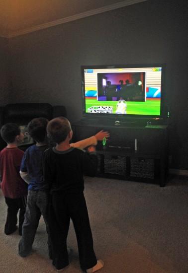 LeapFrog LeapTV Gaming System