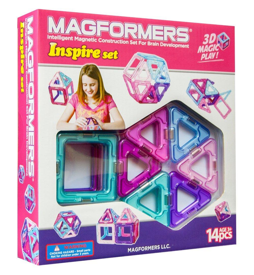 Magformers Inspire 14 piece set
