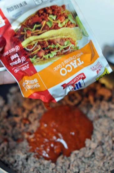 McCormick Skillet Sauces Taco Chipotle & Garlic