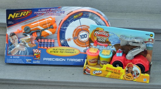 NERF N-STRIKE ELITE Precision Targeting Set