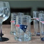 NFL Homegating collection New England Patriots
