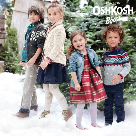 OSHKOSH BGOSH GIVEHAPPY