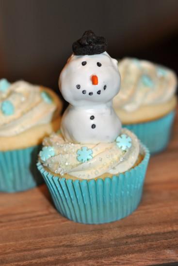 Snowman Oreo Truffle