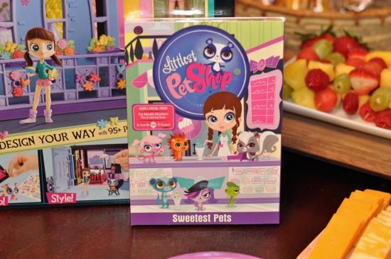 The Littlest Pet Shop Style Sets