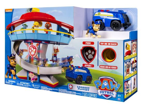 Paw patrol toys in stock on amazon mommy 39 s fabulous finds - Casa de olivia lego friends el corte ingles ...