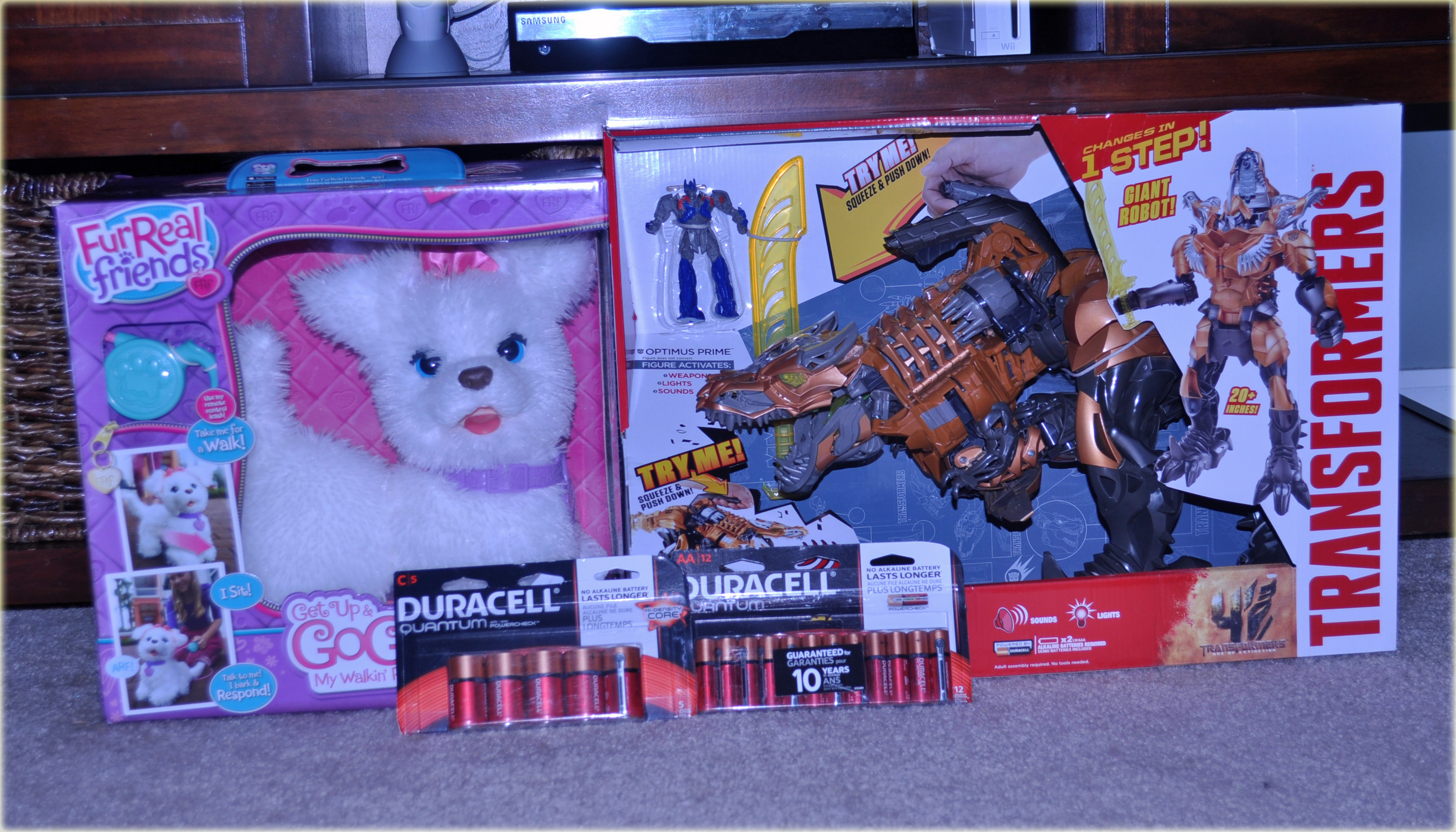 Toys Are Us Christmas Gifts : Don t forget the batteries win a toys r us gift