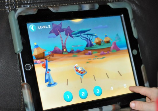 App for kids Mickey's Magical Math World
