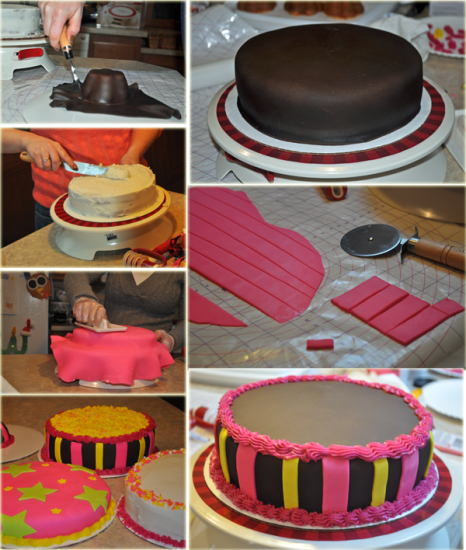Cake Boss Cake Decorating